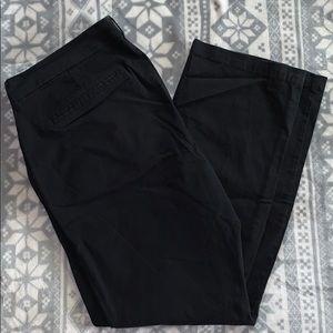 LIKE NEW Old Navy - Black Bootcut Pants
